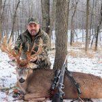 Trophy deer hunting in Wisconsin_IMG_32199