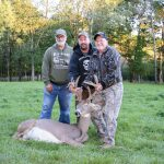 Trophy whitetail _ guided hunt _ wounded warriors of wisconsin