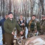 Trophy whitetail hunting in Wisconsin_corporate hunts_IMG_3706