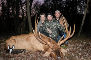 Family friendly deer and elk hunting